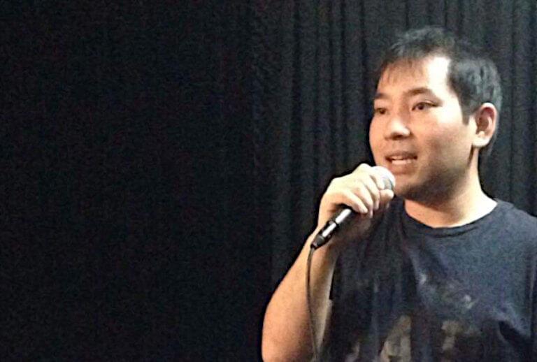 The 1st voice festival Sydney Shigenori Tamashiro