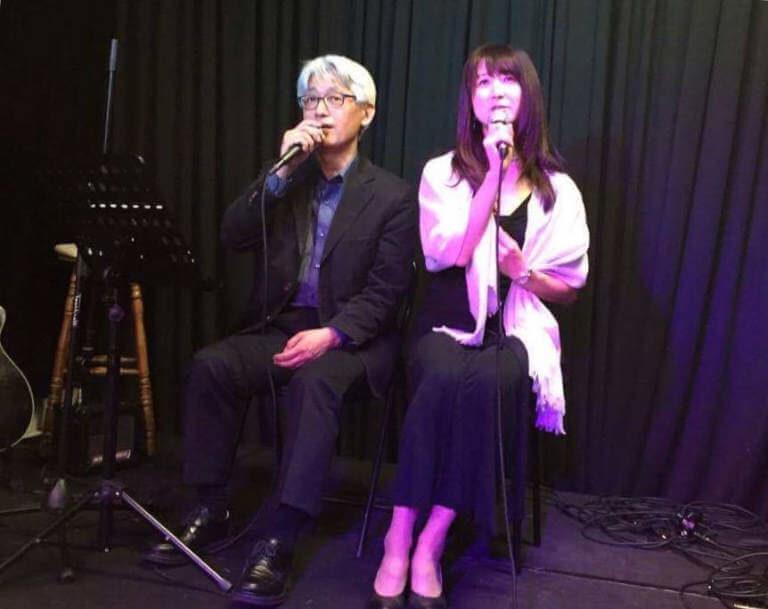 加藤久恵 & あっき