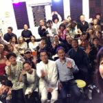 The 7th Voice Festival performers and audience!