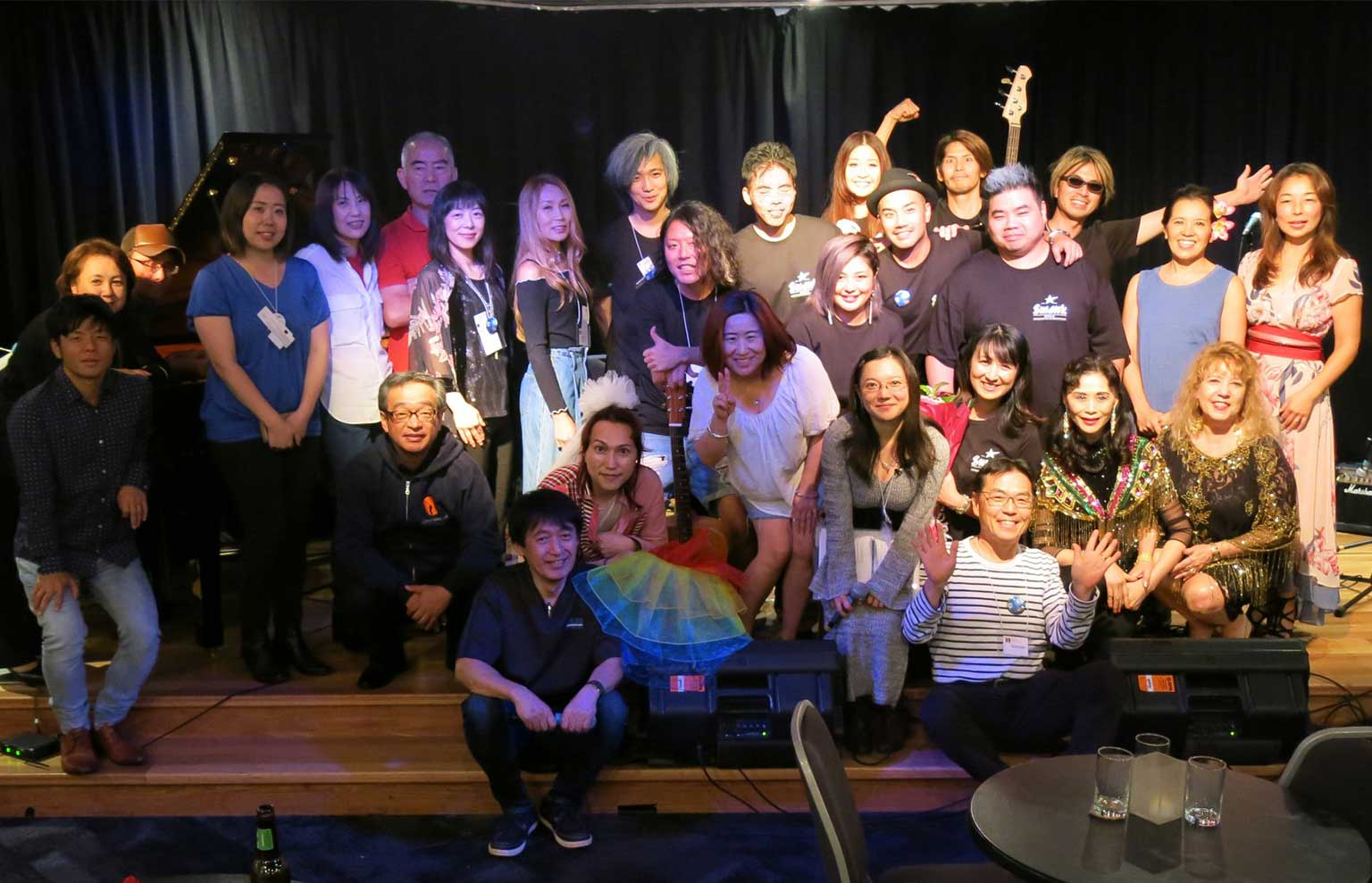 The 9th Voice Festival-Sydney Performers