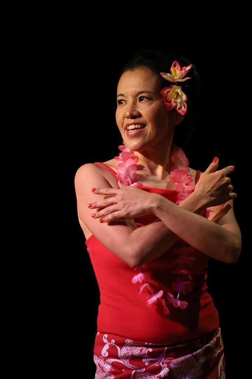 The 9th Voice Festival-Sydney performance group Hawaiian band