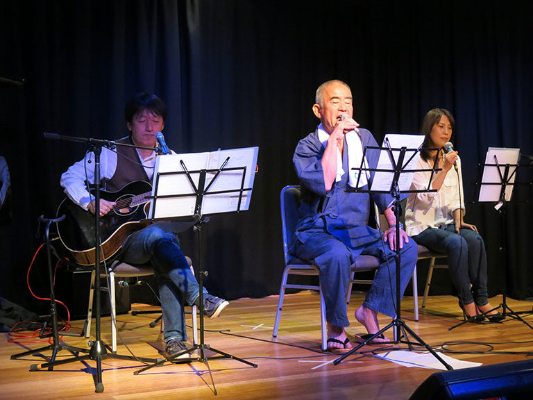 The 9th Voice Festival-Sydney performance group Jimmy & Akki Makki