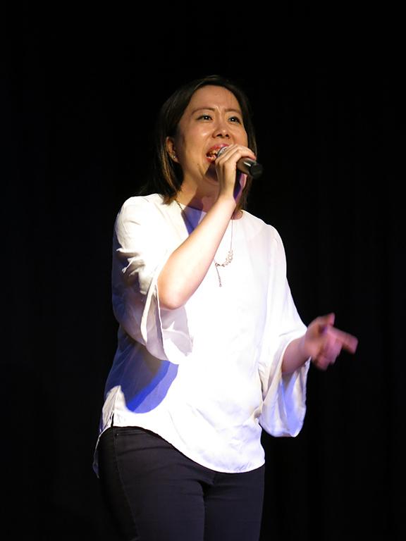 第9回ボイスフェスティバル-Sydney参加者 Yukari Susuki