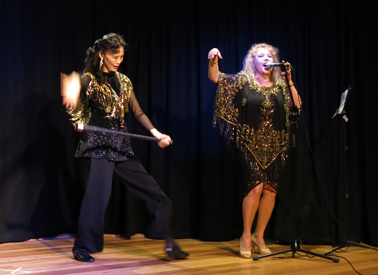 The 9th Voice Festival-Sydney performance group The Dreamers