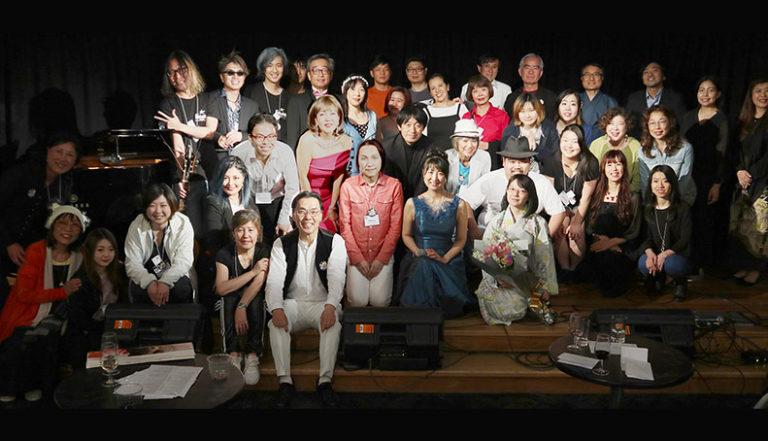第10回ボイスフェスティバル-Sydney参加者、ボランティアのみなさん
