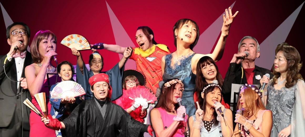 第11回ボイスフェスティバル-Sydneyは2020年4月18日土曜日Seymour Centreにて