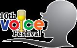 第10回ボイスフェスティバル-Sydney ロゴ